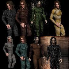 m4 bodysuit