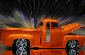 hot rod trucks