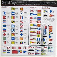 flag signaling