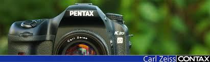 contax lens