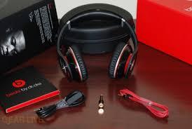 beats by dr dre earphones