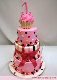 birthday cupcake cake