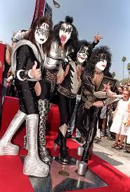 kiss rock music