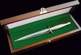 knife display box