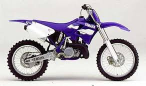 1999 yamaha yz 250