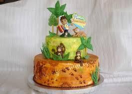go diego cake