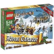 lego castle advent calendars
