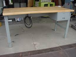 metalwork bench