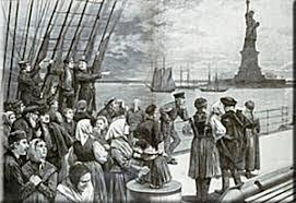 civil war immigrants