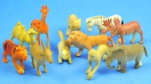 zoo animal toy