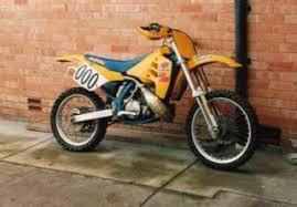 1990 suzuki rm 250