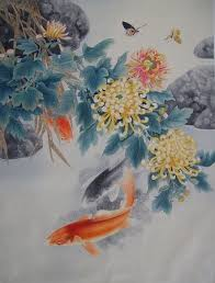 chrysanthemum paintings