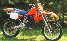 1984 cr125