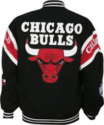 chicago bulls jackets