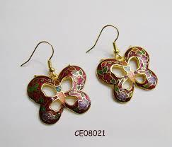 cloisonne jewellery