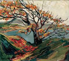 paintings by emily carr