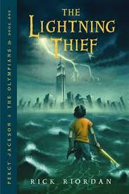 percy jackson and the lightning thief movie