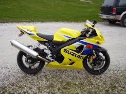 2005 gsx r 600