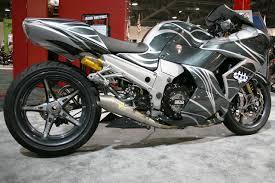 custom kawasaki motorcycles