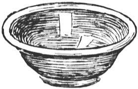clipart bowls