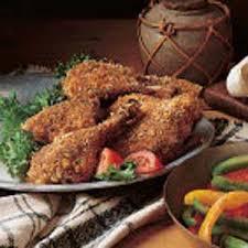 spicy breaded chicken