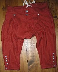 18th century breeches