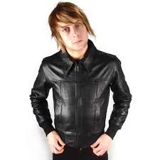 noel gallagher leather jacket