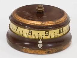 antique time clocks
