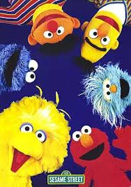characters of sesame street