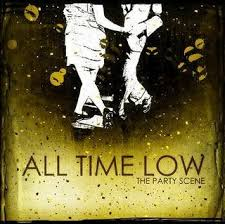 all time low the party scene