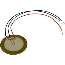 piezo buzzer element
