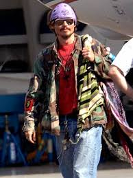 johnny depp clothing