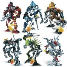 bionicle barraki