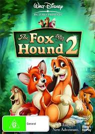 the fox and the hound dvd