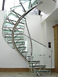 contemporary spiral staircase