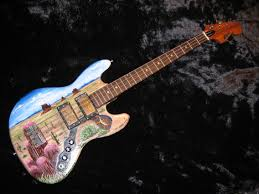 kingston guitar