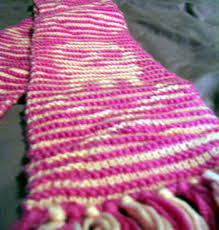 knitting scarf instructions
