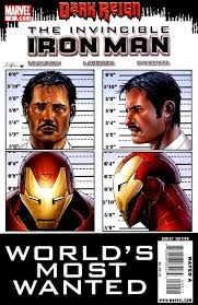 iron man most wanted