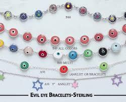kabbalah evil eye bracelet