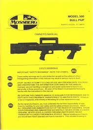 mossberg 500 shotguns