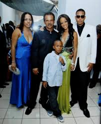 pictures of rihanna family