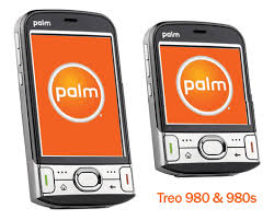 palm treo touchscreen