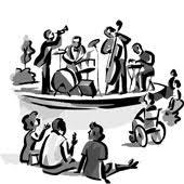 concert band clip art