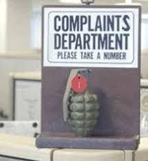complaints dept