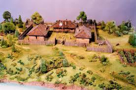 scale model diorama