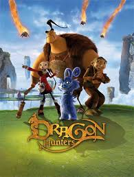 dragon hunters the movie