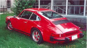 porsche 1974
