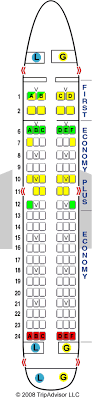 airbus a319 seating