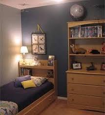 military bedroom