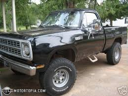 1980 dodge truck